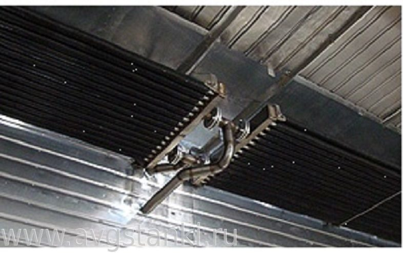 Оребренный теплообменник для сушильной камеры одноходовой теплообменник гост