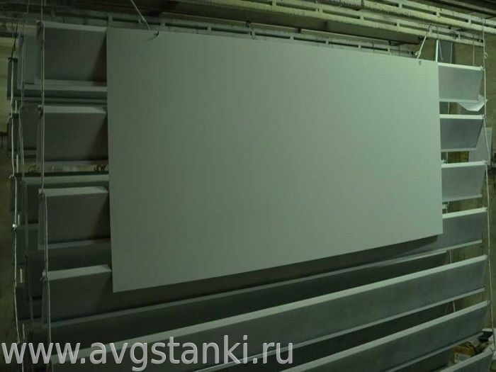 Обработка металла перед покраской средства